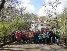 Nordic Walking Tour 2015 zahájena