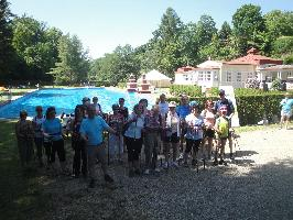 Nordic Walking Tour - Mšeno 6. 6. 2015